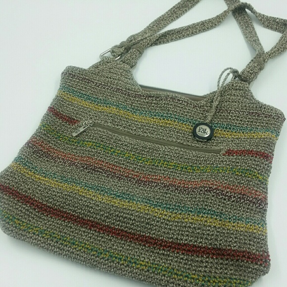 The Sak Bags L Crocheted Bucket Bag D6 Poshmark